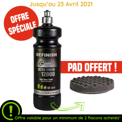 ULTRA FINISH 12000 1L+PAD...